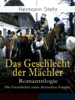 Das Geschlecht der Mächler – Romantrilogie
