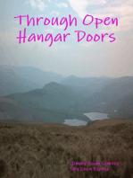 Through Open Hangar Doors