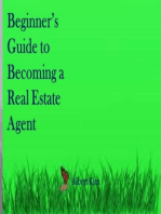 Beginner's Guide to Becoming a Real Estate Agent