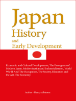 Japan History, and Early Development