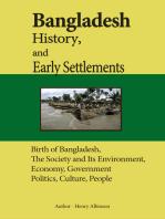 Bangladesh History, and Early Settlements
