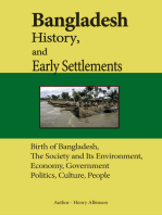 Bangladesh History, and Early Settlements