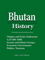Bhutan History