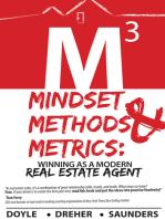 Mindset, Methods & Metrics