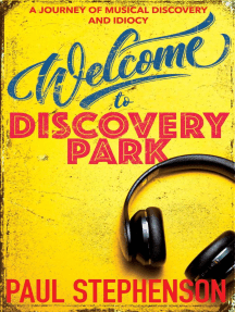 Welcome to Discovery Park: Musical Waffle, #1