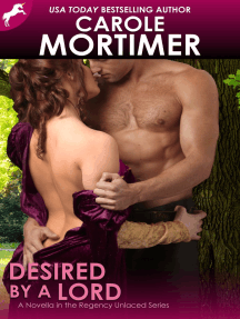 Desired by a Lord (Regency Unlaced 5)