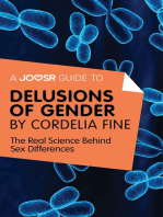 A Joosr Guide to... Delusions of Gender by Cordelia Fine