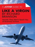 A Joosr Guide to... Like a Virgin by Richard Branson