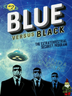 Blue Versus Black