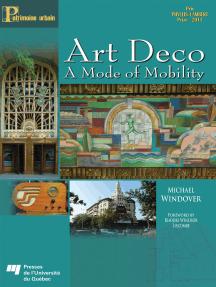 Art Deco: A Mode of Mobility