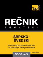 Srpsko-Švedski tematski rečnik