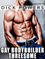 Gay Bodybuilder Threesome
