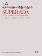 La modernidad superada