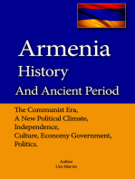 Armenia History, And Ancient Period