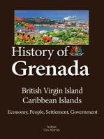 Grenada History, British Virgin Island, Caribbean Islands