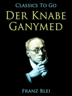 Der Knabe Ganymed