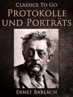 Protokolle und Porträts
