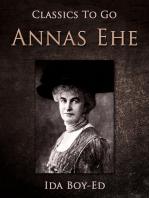 Annas Ehe