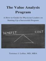 The Value Analysis Program