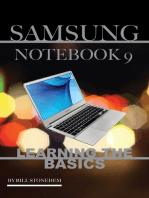 Samsung Notebook 9
