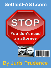 STOP You Don't Need An Attorney