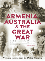 Armenia, Australia & the Great War