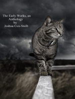The Early Works, an Anthology