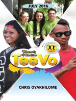 Rhapsody of Realities TeeVo JULY 2016 Edition
