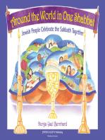 Around the World in One Shabbat: Jewish People Celebrate the Sabbath Together