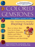 Colored Gemstones 3/E