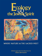 Ecology & the Jewish Spirit