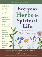 Everyday Herbs in Spiritual Life