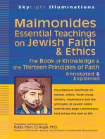 Maimonides—Essential Teachings on Jewish Faith & Ethics