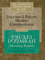 My People's Prayer Book Vol 3