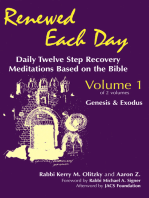 Renewed Each Day—Genesis & Exodus