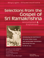 Selections from the Gospel of Sri Ramakrishna