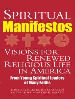 Spiritual Manifestos