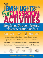 The Jewish Lights Book of Fun Classroom Activities