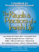 The Rituals & Practices of a Jewish Life