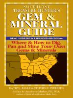 Southeast Treasure Hunter's Gem & Mineral Guide (6th Edition)