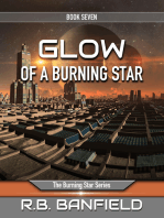 Glow of a Burning Star