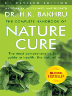 The Complete Handbook of Nature Cure (5th Edition)