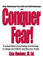 Conquer Fear!