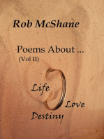 Poems About...(Vol II)