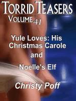 Torrid Teasers Volume 41
