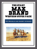 The Max Brand Western Super Pack