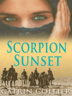 Scorpion Sunset