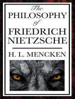 The Philosophy of Friedrich Nietzsche