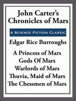 John Carter's Chronicles of Mars