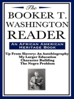 The Booker T. Washington Reader